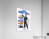 1979 Kinney NBA Shoes Ad  Acrylic Print