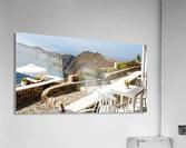 Romantic View  Acrylic Print