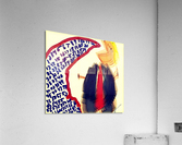 Subsequent Tantrums of a Neutered Fascist  Acrylic Print
