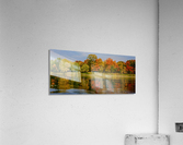 Fall in love with fall  Acrylic Print
