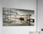 Fishing village, Lofoten, Norway  Acrylic Print