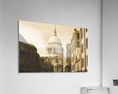 London - St  Pauls Cathedral  Acrylic Print