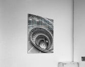 Spiral staircase at the Vatican museum, Rome, Italy  Acrylic Print