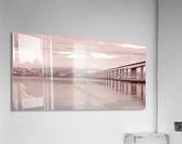 Tay Road Bridge over river Tay, Dundee, Scotland  Acrylic Print