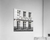 Hotel in Windosr  Acrylic Print