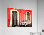 The Old car  Acrylic Print