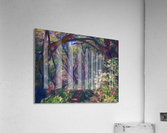 Arch of trees  Acrylic Print