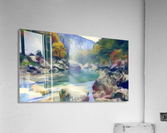 Boulder dash  Acrylic Print