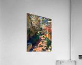 Hokusai alley  Acrylic Print