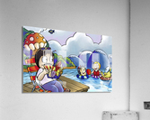 A Dream of Summer - Swim  Acrylic Print