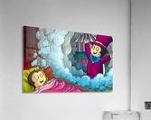 Circus Dreams  Acrylic Print