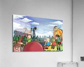 Harvest Festival  Acrylic Print