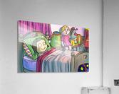 Dreaming   Acrylic Print