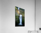 Multnomah Waterfalls Oregon  Acrylic Print