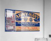 1941 Army Navy Game  Acrylic Print