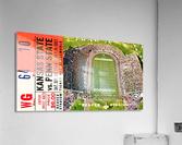 1968 Penn State vs. Kansas State  Acrylic Print