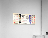 1959 Army Navy Game Ticket  Acrylic Print