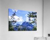 The Cascades  Acrylic Print
