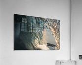 Crystal wave  Acrylic Print