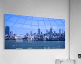 Blue Skies over San Francisco   Acrylic Print