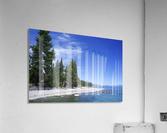 Spring at Lake Tahoe 2 of 7  Acrylic Print