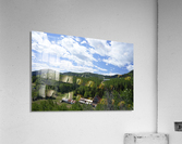 Back Country Utah 1 of 6  Acrylic Print