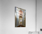Immortal Cathedrale Saint Etienne 2 of 6  Acrylic Print