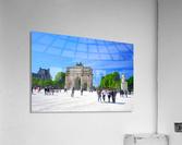 Immortal Paris 6 of 7  Acrylic Print