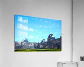 Paris Snapshot in Time 1 of 8  Acrylic Print