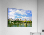 Chateaus of France 4  Acrylic Print