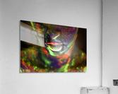 Alice's World  Acrylic Print