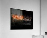 Flames of Democracy   Acrylic Print