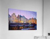 I Dreamed of Belgium  Acrylic Print