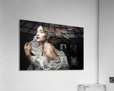 Breezin'  Acrylic Print