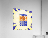 1988 Phoenix Suns Art  Acrylic Print
