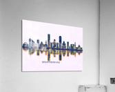 Yekaterinburg Skyline  Acrylic Print