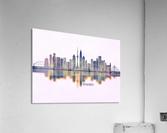 Wuhan Skyline  Acrylic Print