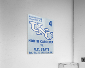 1982 North Carolina vs. NC State  Acrylic Print