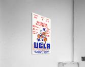 1944 USC vs. UCLA  Acrylic Print