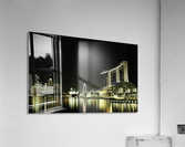 Night in the City by hardibudi    Acrylic Print