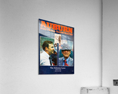 1981 Alabama vs. Auburn Program Cover  Acrylic Print