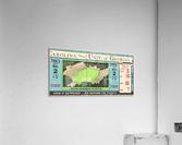 1963 North Carolina vs. Georgia  Acrylic Print