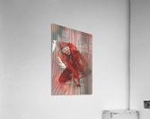 Funky Petroleum I  Acrylic Print