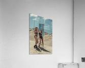 BURNING woMAN II  Acrylic Print