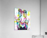 F_ck  Acrylic Print