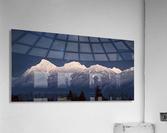 Mt. Cheam Range In Snow  Acrylic Print