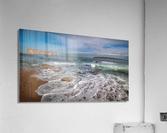 Ecume  a Perce  Impression acrylique