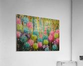 Flower Candy   Acrylic Print