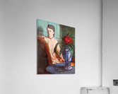 Seated woman by Degas  Acrylic Print
