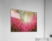 Floral Cascade   Acrylic Print